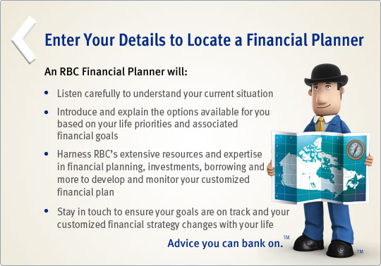 title>Financial Planner Locator - RBC Royal Bank